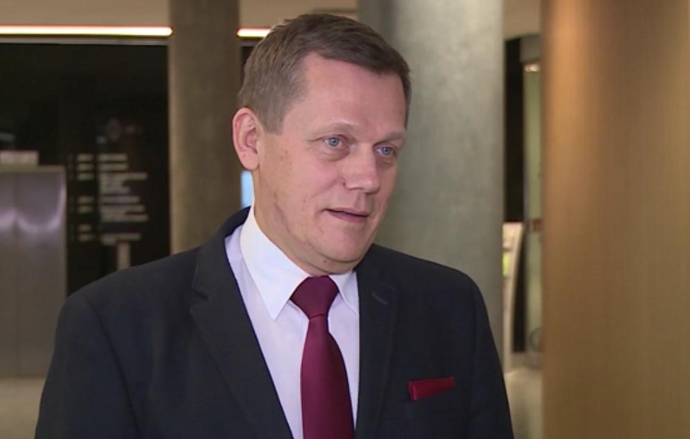 – Chciałbym przestrzec pracodawców, którzy będą chcieli korzystać z tańszych usług outsourcingu - mówi Jarosław Adamkiewicz (fot.newseria.pl)