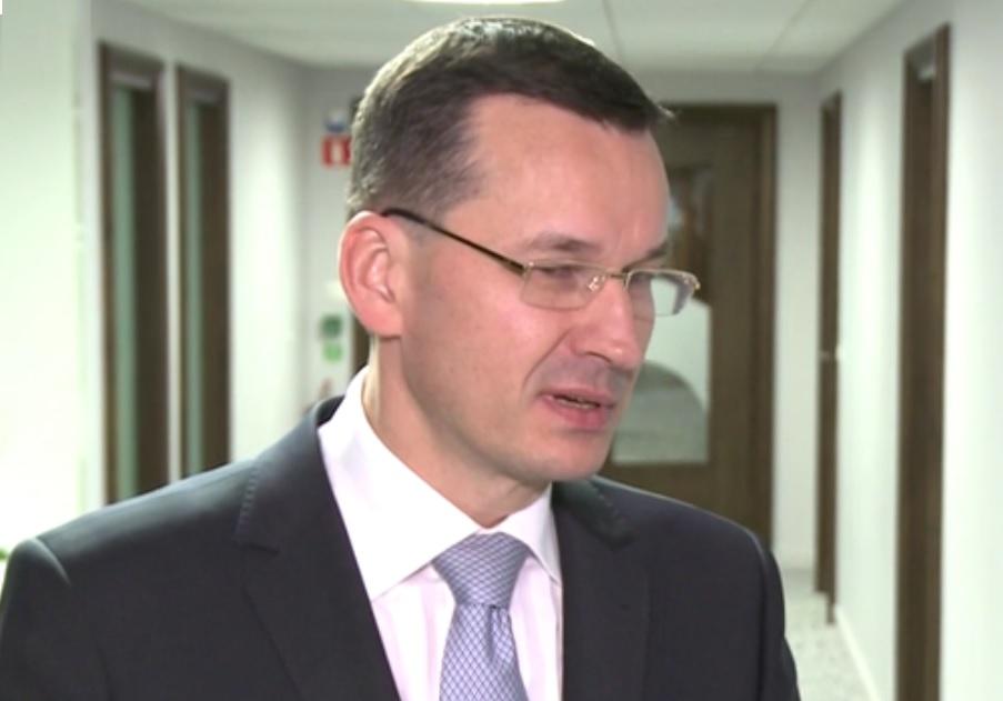 - Polski przemysł kosmiczny musi być częścią światowego i europejskiego sektora kosmicznego - mówi Mateusz Morawiecki (fot.newseria.pl)