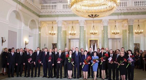 Szykują się zmiany personalne w rządzie? Premier Szydło wyjaśnia