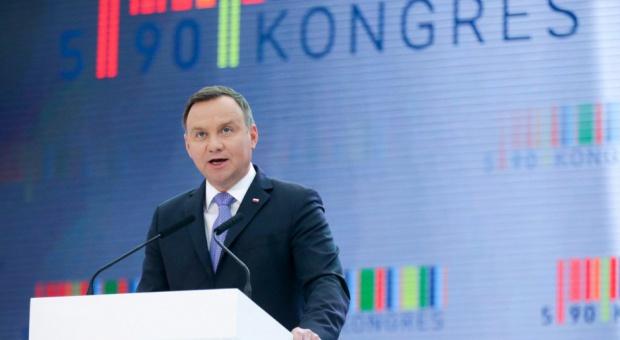 Startupy: Prezydent chce polskich traktorów i dronów na całym świecie