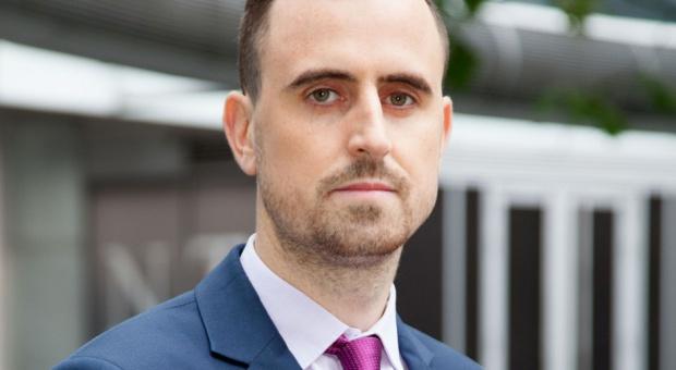 Senan Corbett w dziale zarządzanie projektami i doradztwa Cushman&Wakefield