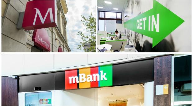 Bank Millennium, Getin Bank i mBank: W tych bankach klienci najbardziej zadowoleni z obsługi