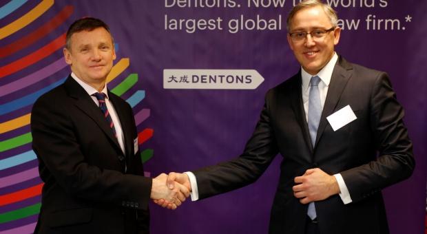 Praca, prawnicy: Dentons otworzył centrum usług w Warszawie