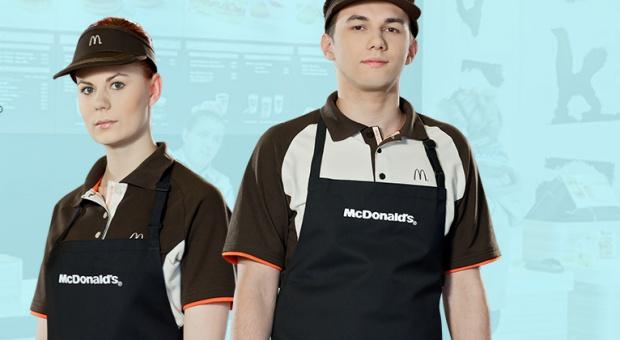 """""""Ja? Pracuję w Maku!"""" (wszystkie filmy z kampanii McDonald's)"""