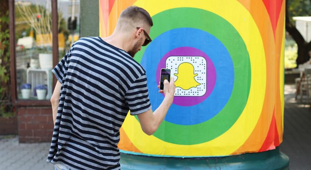Przy pomocy Snapchata rekrutowała m.in. agencja Fenomen. Fot. mat. prasowe.