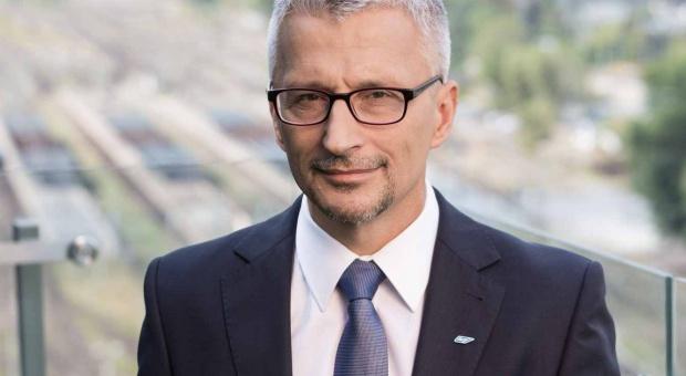 Ignacy Góra nowy prezesem Urzędu Transportu Kolejowego