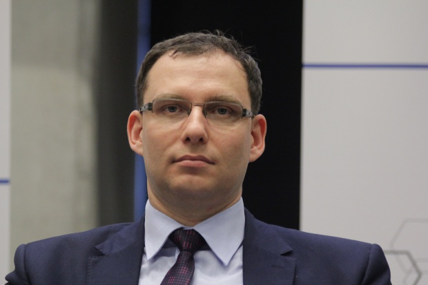 Mateusz Skowroński naczelnik Wydziału Obsługi Inwestorów Strategicznych Urząd Miasta Katowice (fot.PTWP)