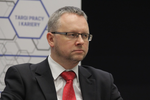 Tomasz Papaj z Katedry Zarządzania Przedsiębiorstwem Uniwersytetu Ekonomicznego w Katowicach (fot.PTWP)