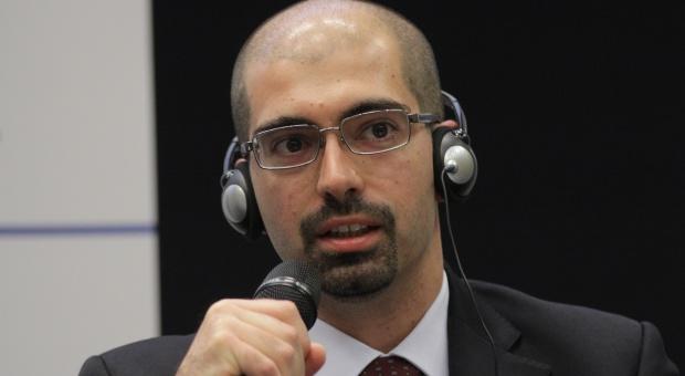 Riccardo Zinno, HR Business Partner Manager, Katowice Hub, Unilever (fot.PTWP)