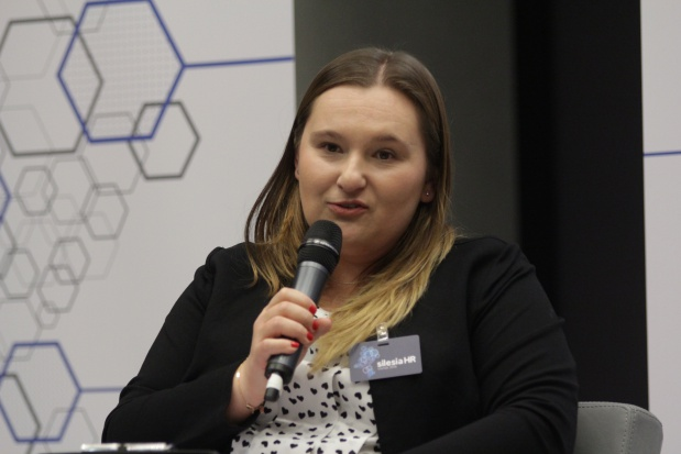 Anna Mirek szef działu komunikacji i HR ING Services Polska (fot.PTWP)
