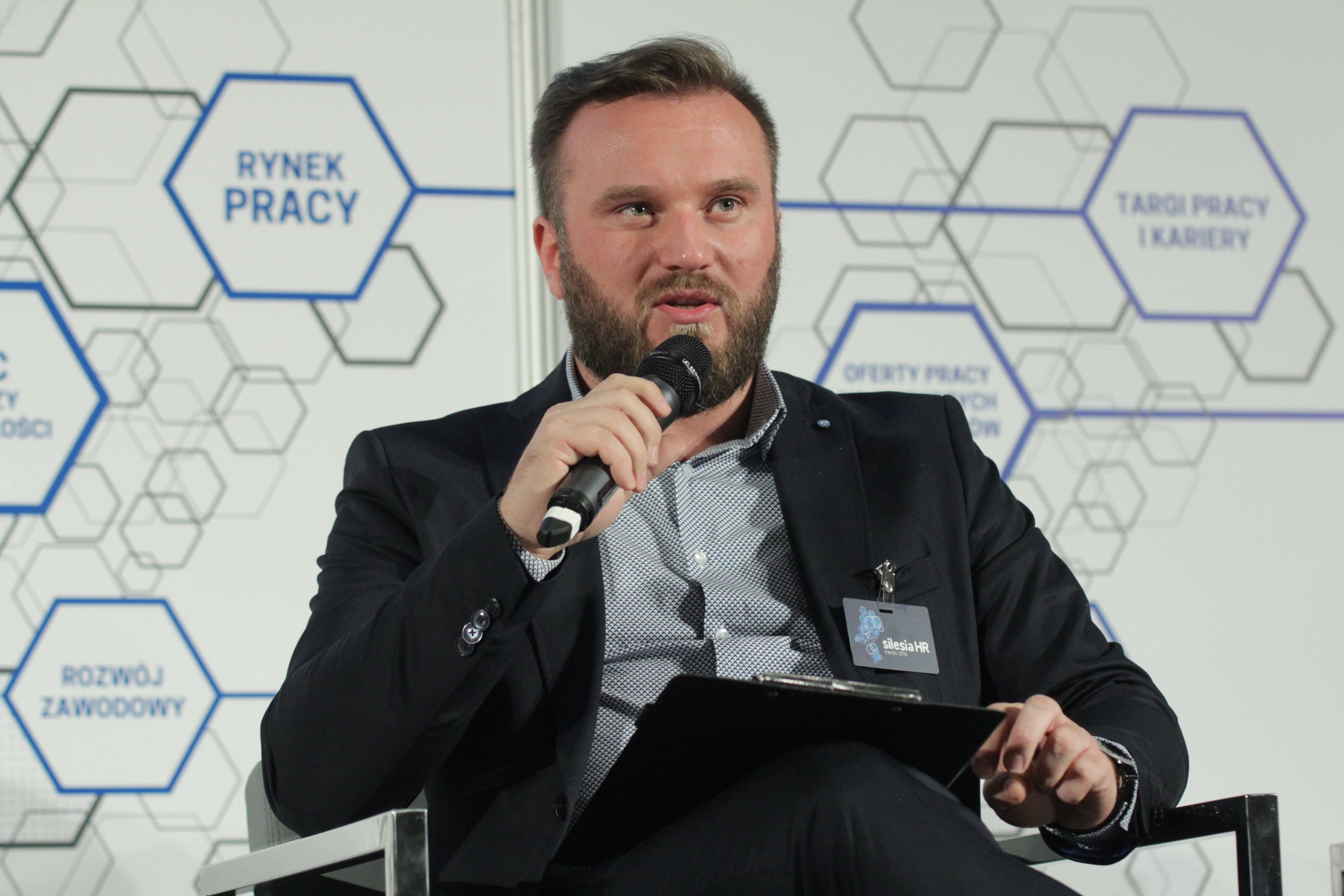 Adam Wąsik, członek zarządu GoldenLine (Fot.: PTWP)