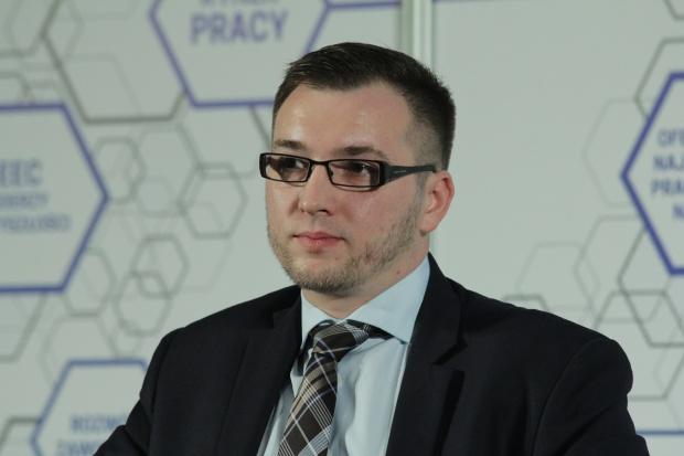 Wojciech Dreja, kierownik działu Rekrutacji i HR z Sii (fot.PTWP)