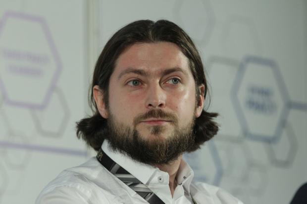 Jacek Kuś manager w General Motors (fot.PTWP)