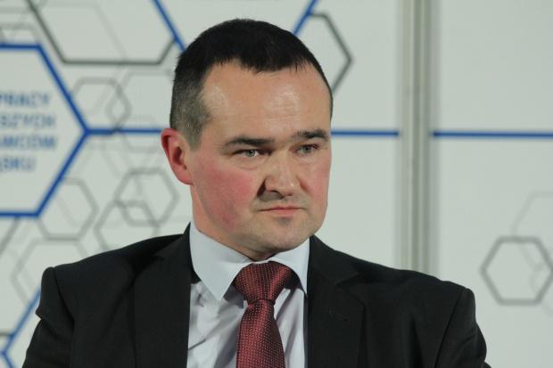 """Wojciech Kmiecik wiceprezes stowarzyszenia """"Wiosna"""" (fot.PTWP)"""