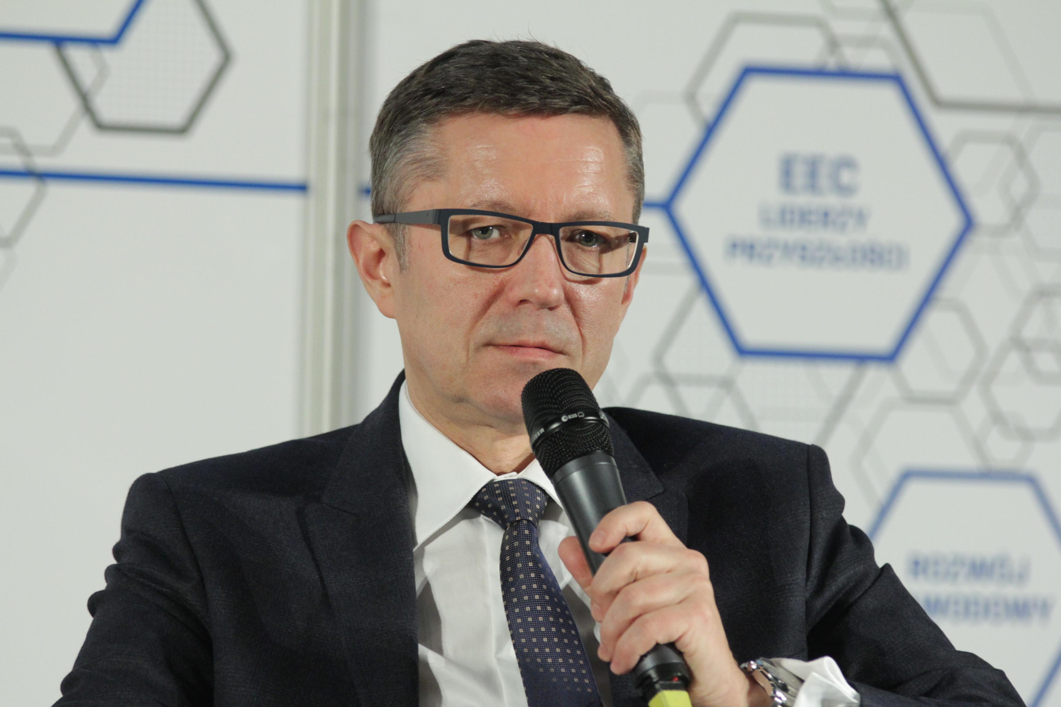 Robert Tomanek, rektor Uniwersytetu Ekonomicznego w Katowicach (Fot. PTWP)