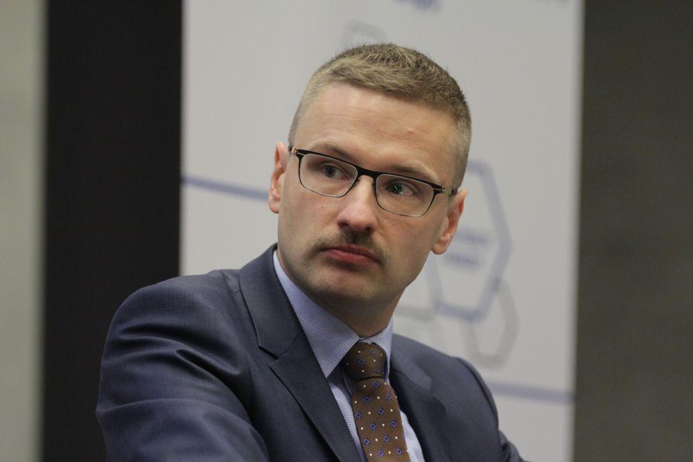 Bartosz Połącarz, członek zarządu Marco.