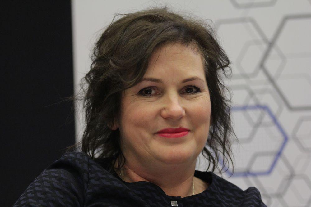 Agata Hagno, prezes DPM.