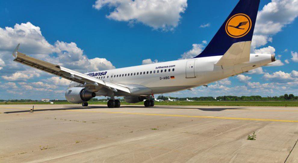 Pracownicy Lufthansy strajkują już dwa dni. Odwołano ok. 600 lotów