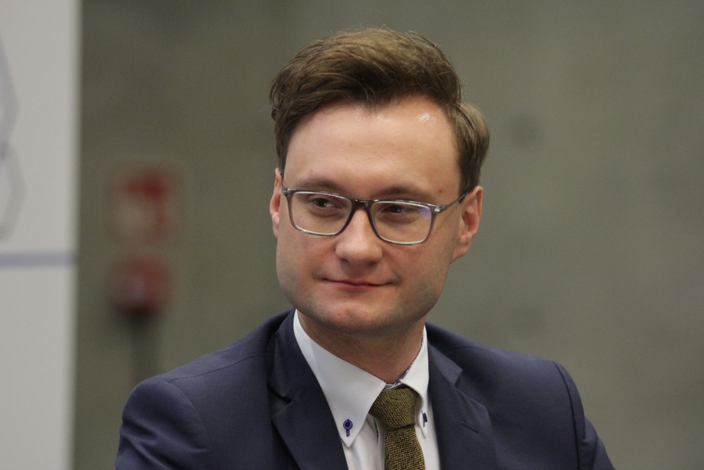 Kamil Krępa, dyrektor ds. komercjalizacji i leasing director w TDJ Estate (fot.PTWP)