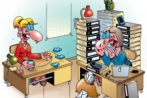 Biuro to nie kurnik. Pracownik musi czuć się w nim jak w domu