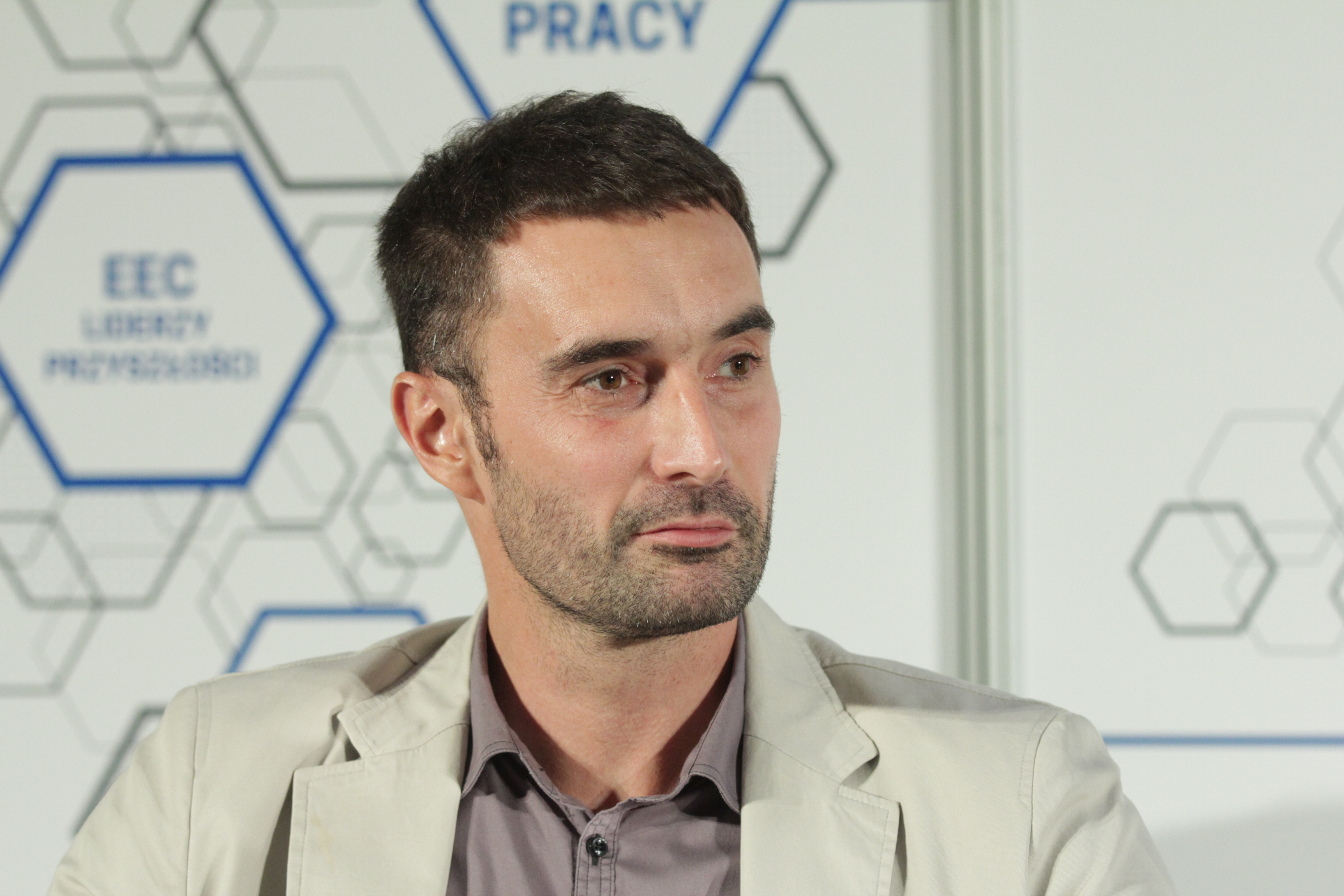 Grzegorz Bohosiewicz, dyrektor ds. rekrutacji w grupie Euvic (Fot. PTWP)