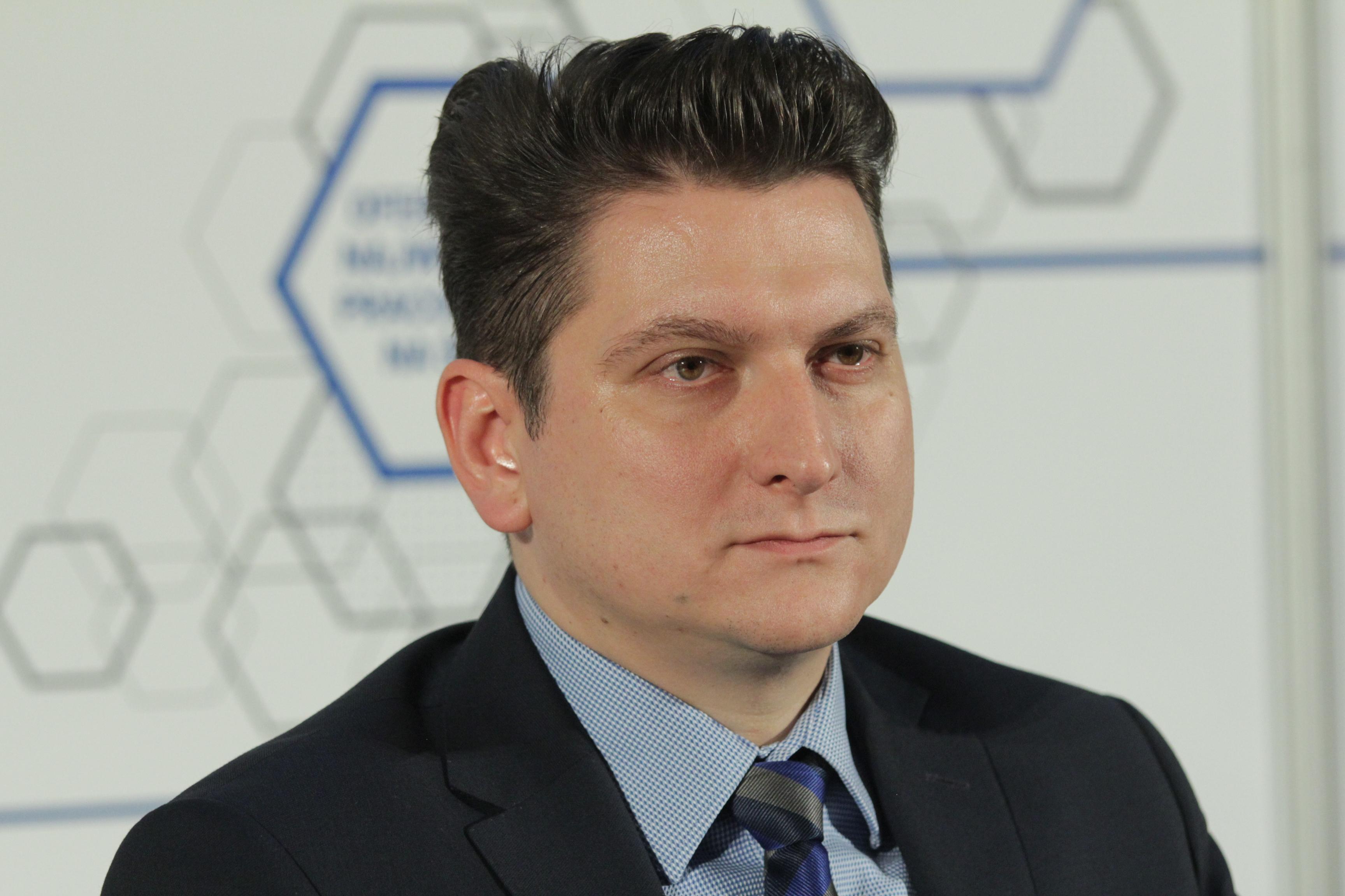Marcin Jadczyk, prezes Sor-Drew (Fot. PTWP)