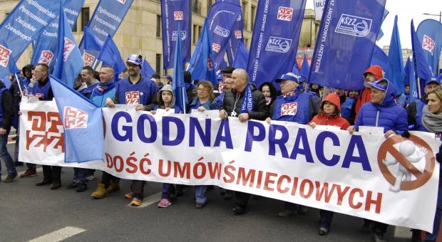 OPZZ: Ograniczenie wolności zgromadzeń to krok ku rządom autorytarnym