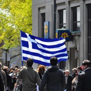Strajki w Grecji. Protestują niepełnosprawni i załogi promów