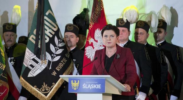 Barbórka w Rybniku, Szydło: Nie pozwolimy, by zniszczono polskie górnictwo