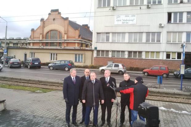 Schetyna: PiS prowadzi do katastrofy górnictwa