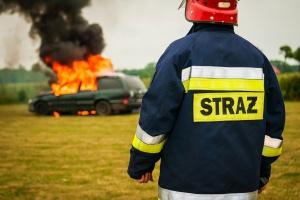 Nie tak łatwo będzie zostać zawodowym strażakiem. Wymagania do szkół będą większe