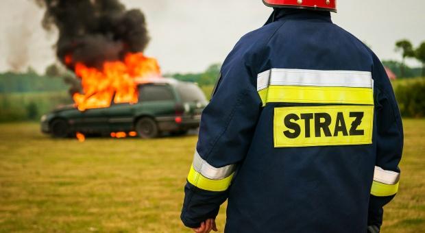Państwowa Straż Pożarna: Jak zostać zawodowym strażakiem? Wymagania do szkół pożarniczych będą większe
