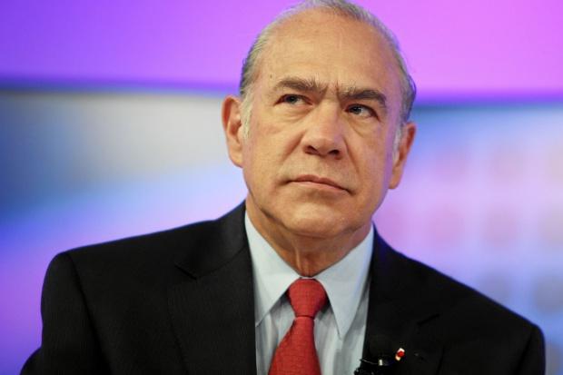 Angel Gurria, szef OECD