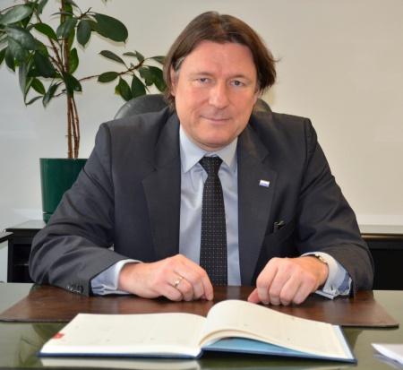 Prezes Państwowego Funduszu Rehabilitacji Osób Niepełnosprawnych Robert Kwiatkowski (fot.pfron.org.pl)