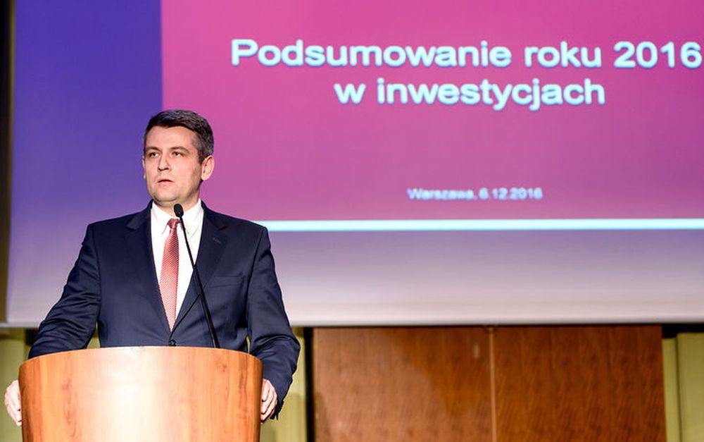 Tomasz Pisula, prezes PAIiIZ. (fot. PAIiIZ)