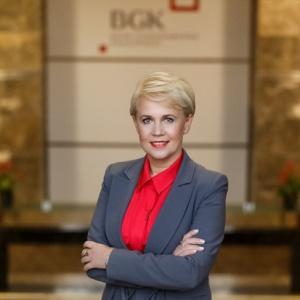Beata Daszyńska-Muzyczka nową prezes Bank Gospodarstwa Krajowego
