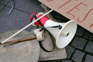 Strajk okupacyjny w Gimplaście. Pracownicy żądają podwyżek