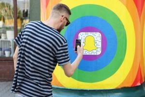 Snapchat jak LinkedIn i GoldenLine?