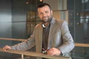 Wojciech Wolny, prezes Euvic