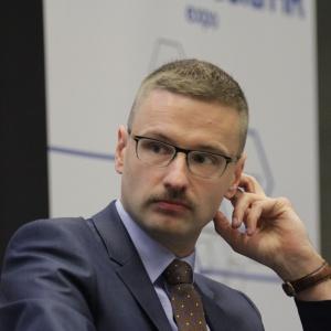 Bartosz Połącarz, członek zarządu Marco