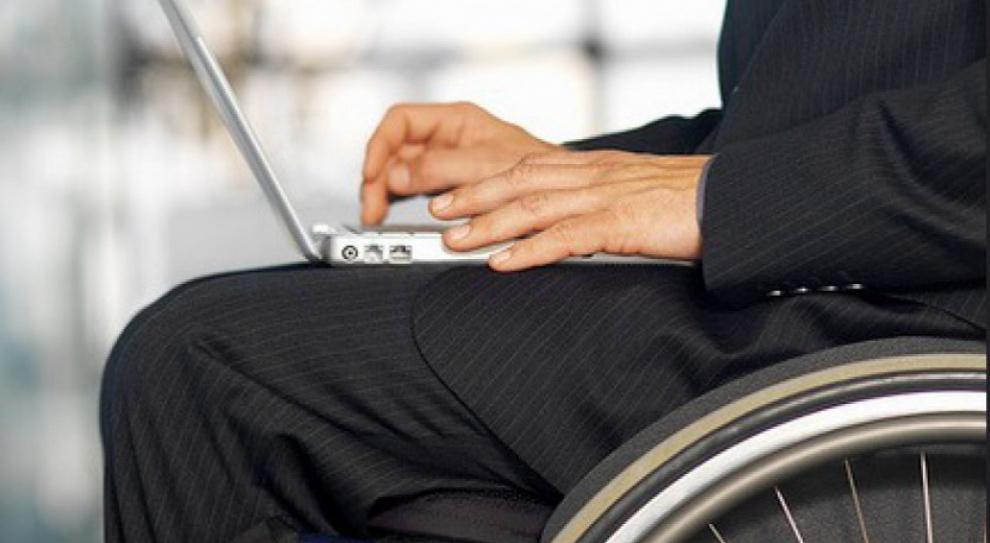Udział niepełnosprawnych w rynku pracy wynosi ok. 10 proc.
