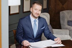 Michał Kumala dyrektorem  Hotelu SPA Dr Irena Eris Polanica Zdrój