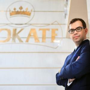 Adam Mokrysz, CEO Mokate