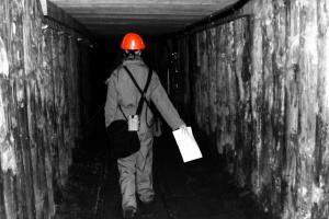 Górnicy protestują w obronie swoich zakładów