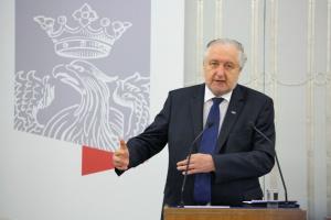 Prezes TK Andrzej Rzepliński zakończył kadencję