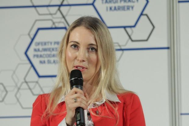 Ewa Górska, dyrektor Centrum Doradztwa Personalnego w ING Banku Śląskim