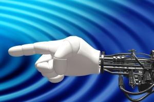 Robotyczna dłoń zastąpi pracownika
