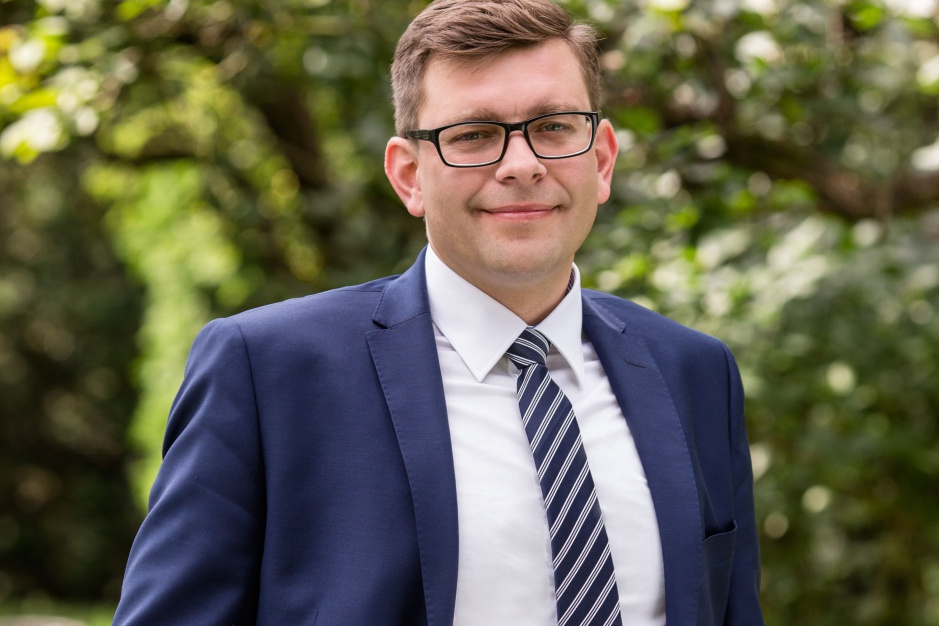 Grzegorz Baczewski (fot. mat.pras.)