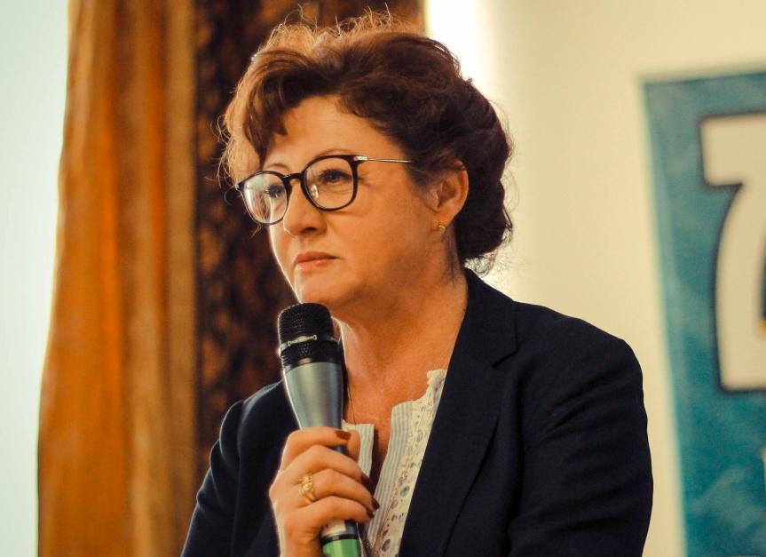 Dorota Gardias. (fot. mat.pras.)