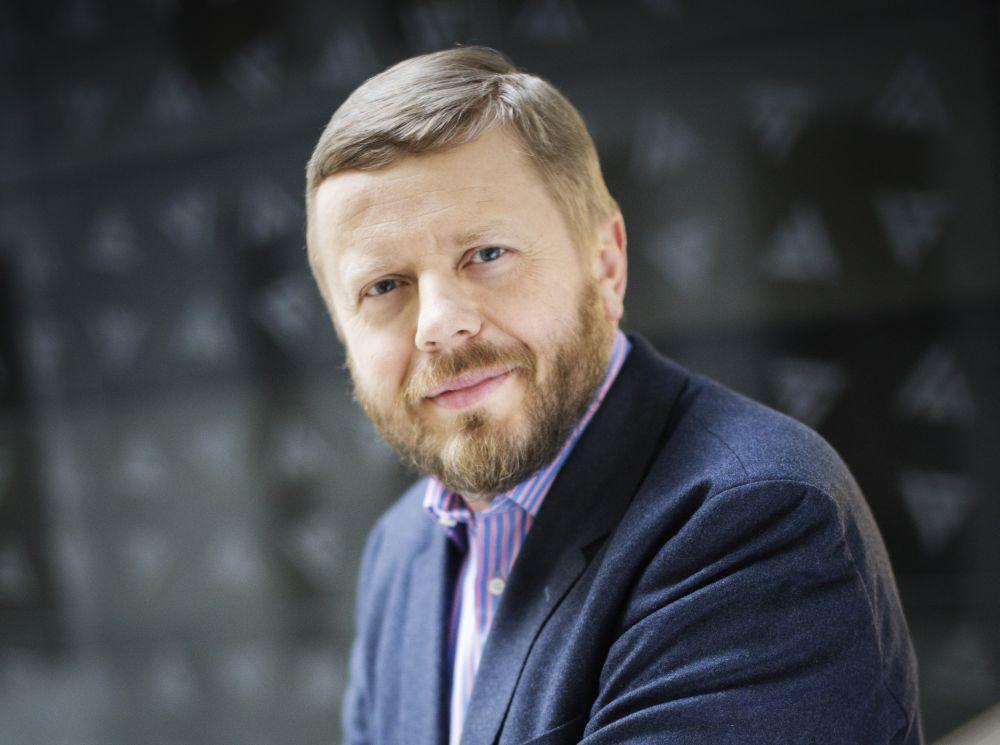 Maciej Witucki, prezes Work Service. (fot. mat.pras.)